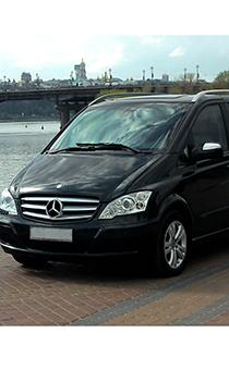 Минивэн такси Поповка - Ялта